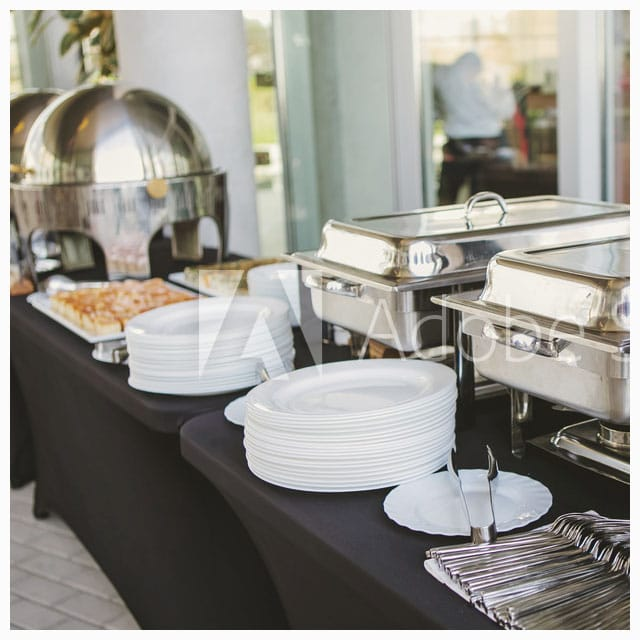 Catering Steam Tables